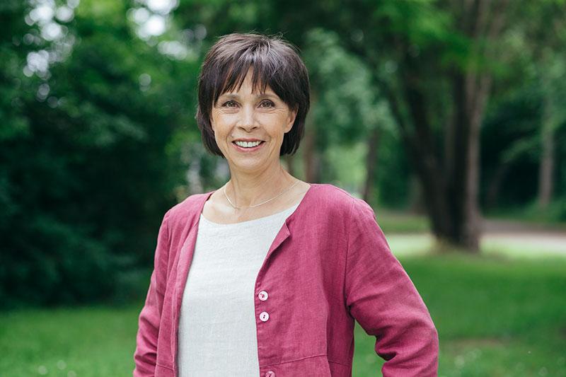 Heilpraktikerin Dr. phil. Birgit Gregor in Leipzig